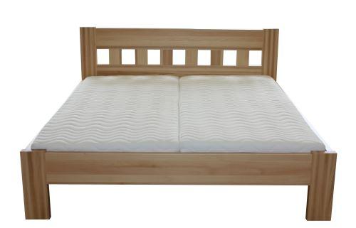 Masivní postel Barasti